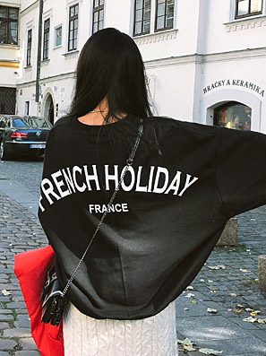 FRENCHHOLIDAYトップス